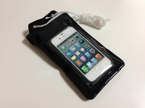 iPhone4S収納