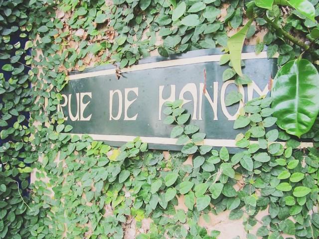Rue de Hanoman