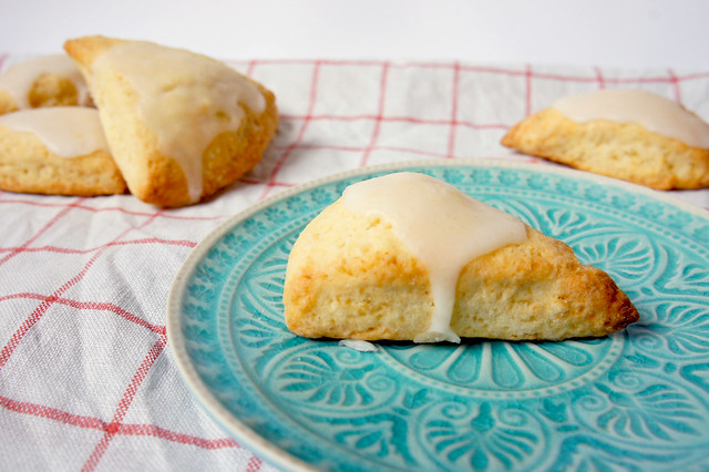 Mini Zitrus Scones