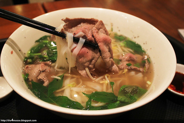 Ythu Wendy Authentic Vietnamese Cuisine - Fresh Beef Noodles