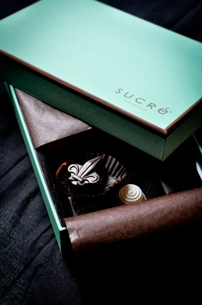 Sucre Chocolate box
