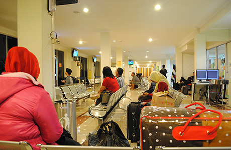 Indonesia AirAsia Bandung-Pekanbaru
