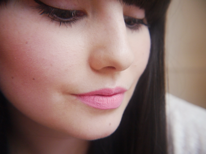 topshop lip crayon powder room review 6