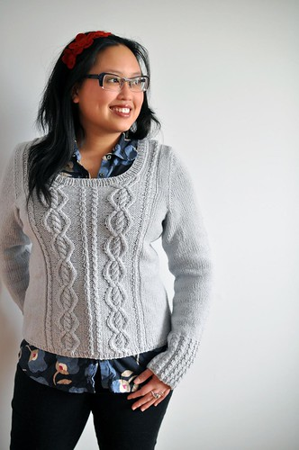 Tiverton Pullover