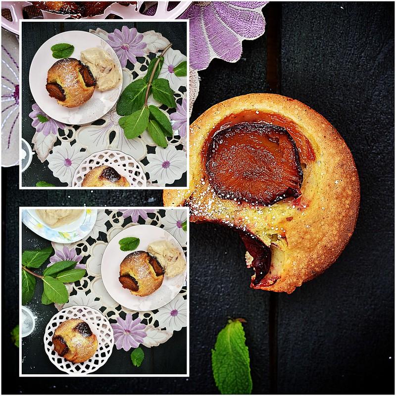 коллаж сливовые кексы со сливовым семифредо.3