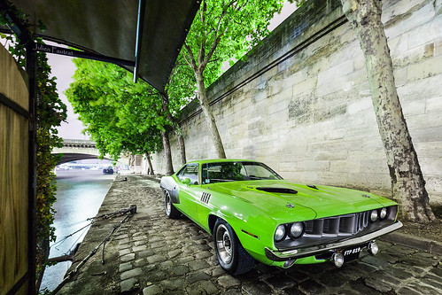 Plymouth Barracuda 1971