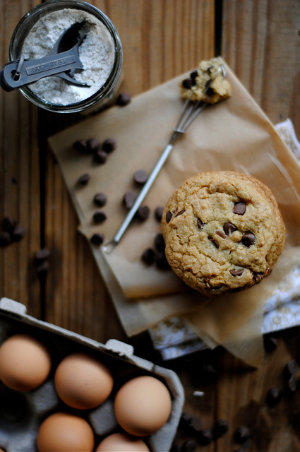 Chocolate Chip and Turtles Cookies