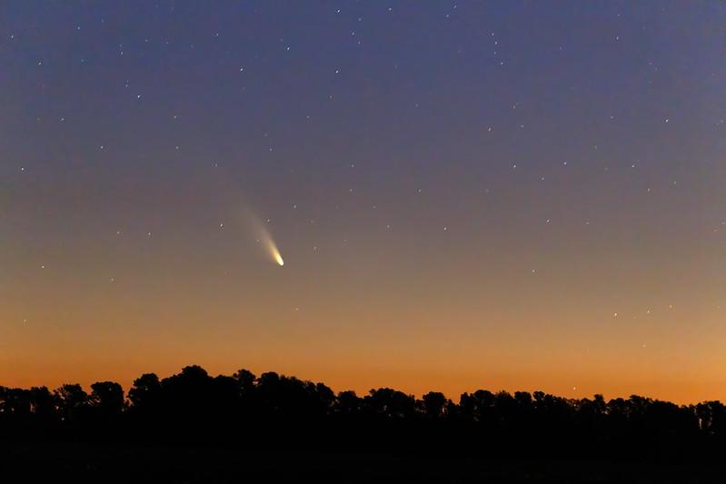 PanStarrs, el cometa que llegará en marzo 8523787667_237966a18b_c