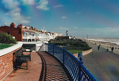 Bexhill sea front.