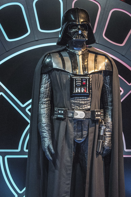 Vader's Costume