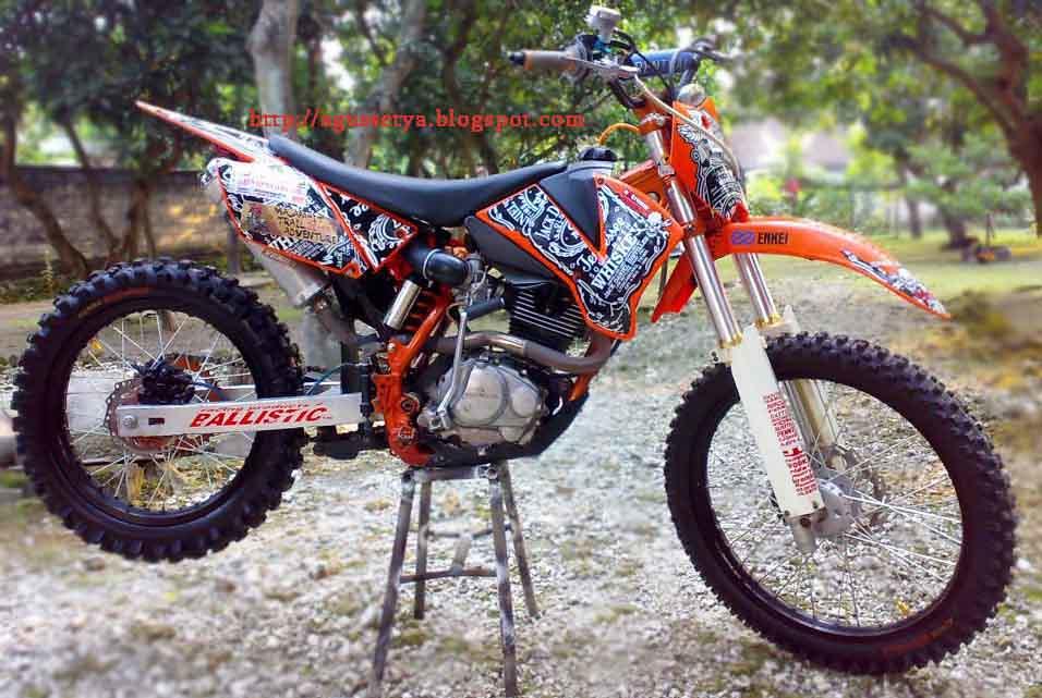 Modifikasi Mesin Motor Honda Gl Pro