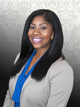 Natasha Williams, Program Specialist with the Food Safety and Inspection Service's Office of Outreach, Employee Education and Training
