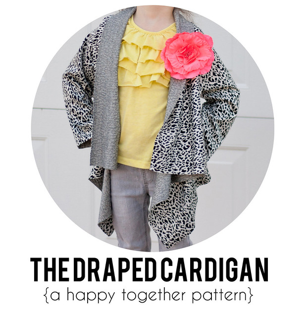 The Draped Cardigan Pattern