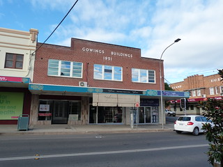 Gowings Building, Bega