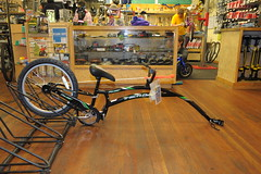 "20"" Wheel Adams 'Trail-a-Bike' $260"