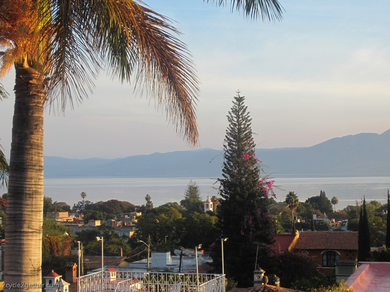 Views from the Mirador : Lake Chapala