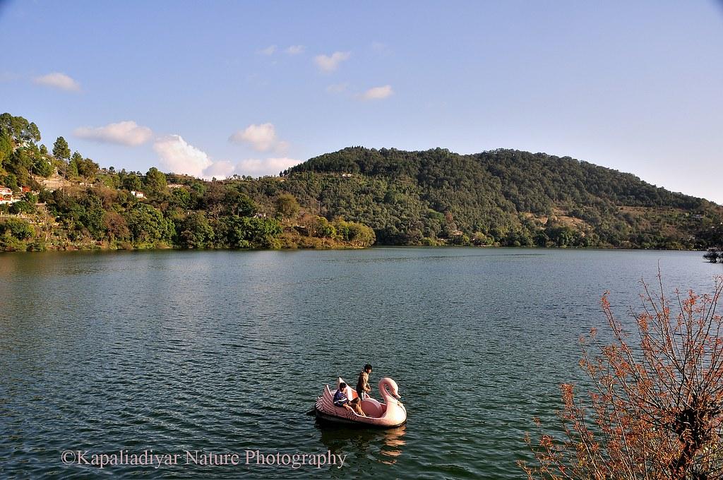 Naukuchia Tal , a View ...