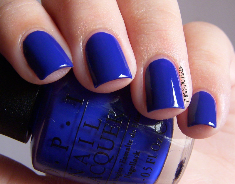 The Polish Well: OPI: Euro Centrale 2013