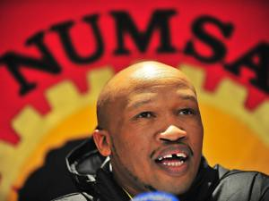 Irvin Jim, secretary general of the National Union of Metalworkers in South Africa (NUMSA). He has defended Zwelinzima Vavi, the secretary general of COSATU. by Pan-African News Wire File Photos