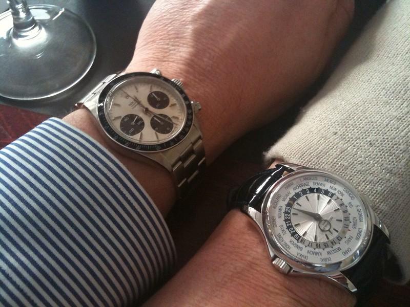 Votre montre sur le poignet d'un autre ... 8542140240_40d2f7d6d5_c