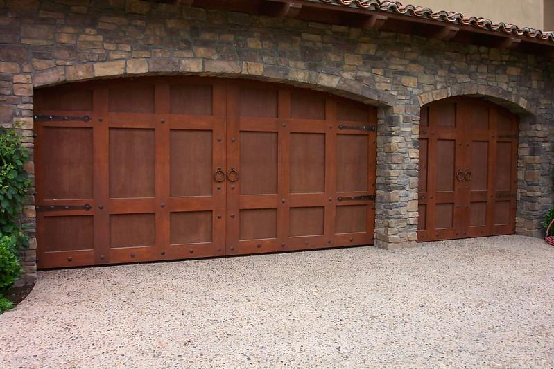 Carriage Wooden Garage Doors By Carriage House Door Company