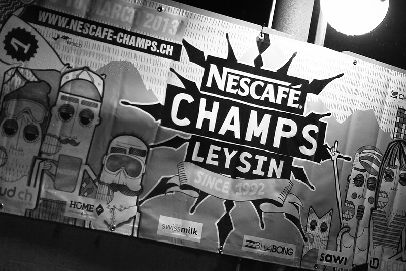 Nescafé Champs Leysin