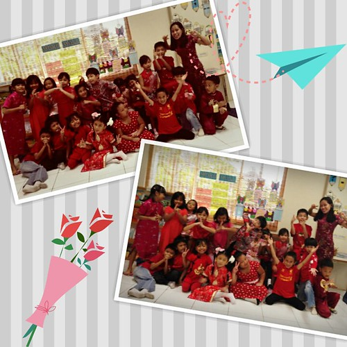 chinese new year @ school