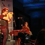 Fri, 15/03/2013 - 4:43pm - Pickwick at the Public Radio Rocks Day Stage, SXSW, Austin, TX. 3-15-2013. Photo by Laura Fedele