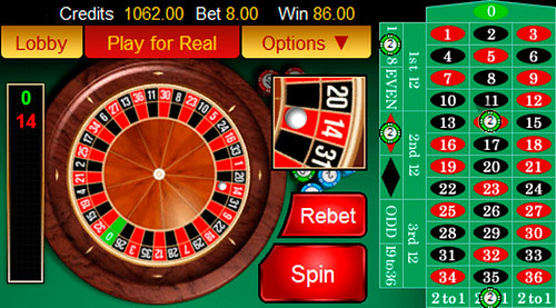 32Red Mobile Casino iPad, iPhone