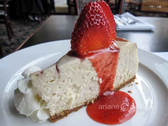 Cheesecake Challenge/The Gramercy Grill