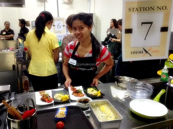 Cusina Idol at Galastars Culinary SchoolIMG_9734