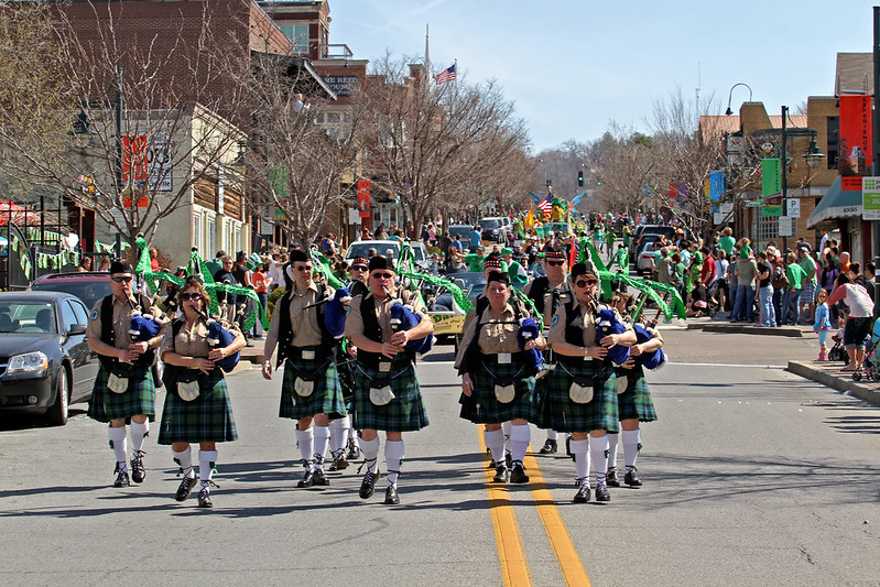 fayetteville st patrick�s day celebration adds craft beer