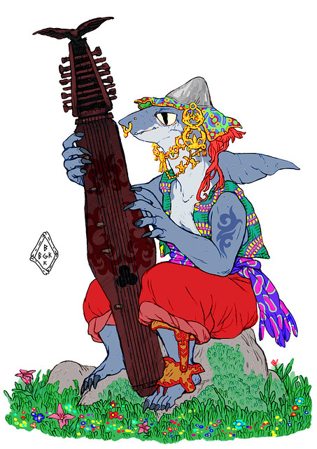 sharkguy bard