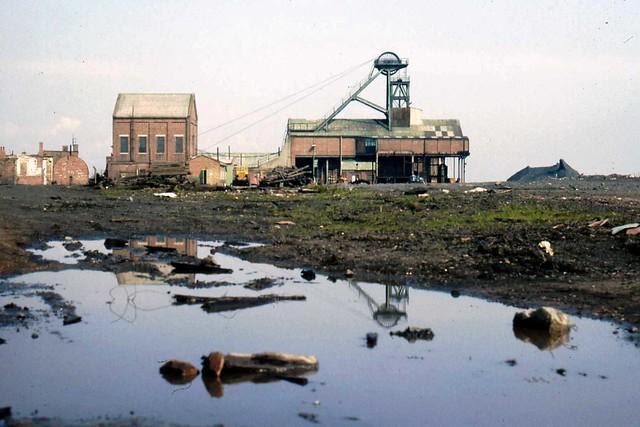 Fenwick Colliery (1872 - 1973)