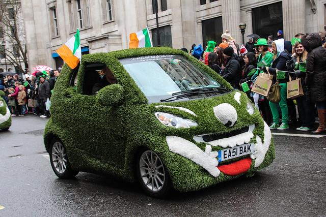 Green Smart Car