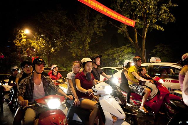 V003 Riders - Hanoi