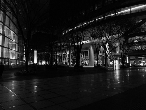 FUJIFILM X20 night landscape