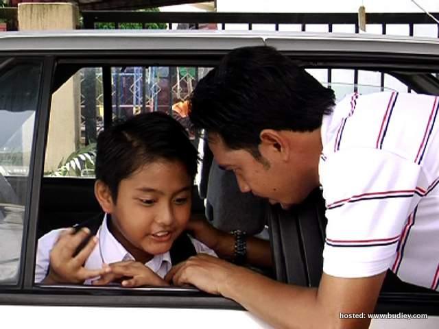Kasih Sayang Bapa Dan Anak Dalam Drama Ini