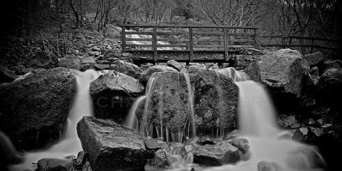 Buttermere Waterfall