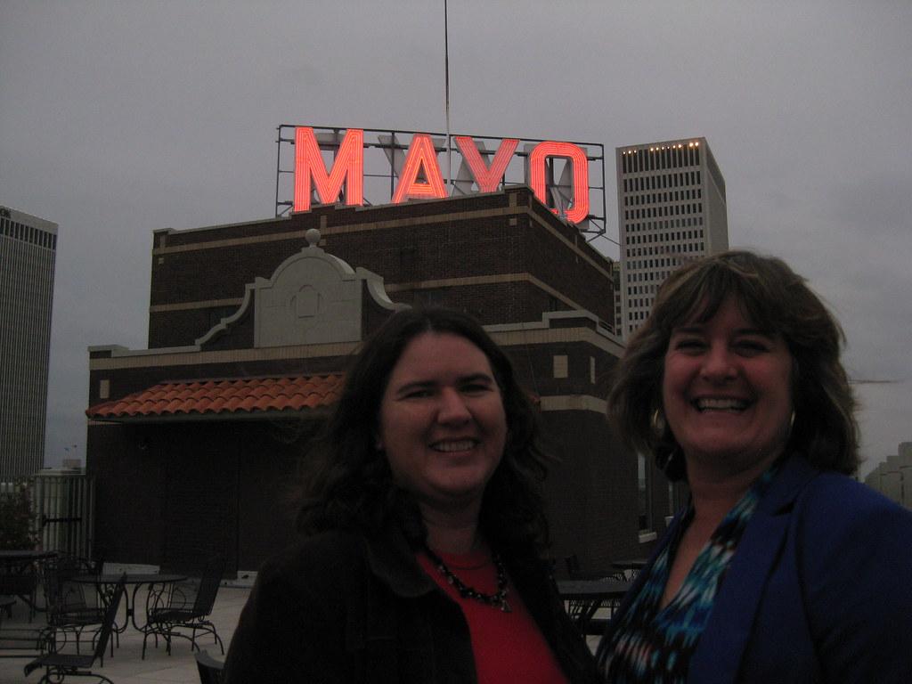 Mayo rooftop, Tulsa, Oklahoma
