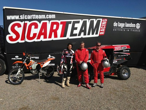 Sicart Team 2013