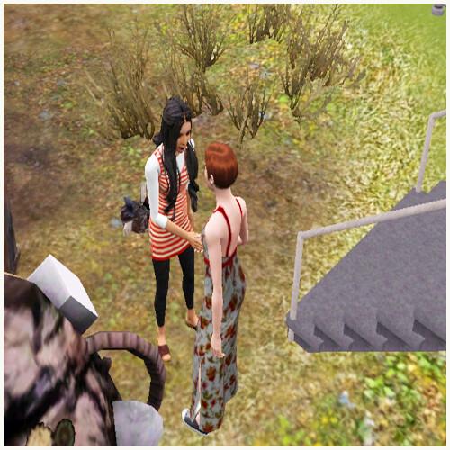Deb Meets Laurel Ursine