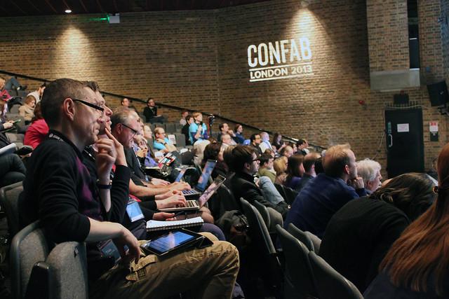 Confab crowd