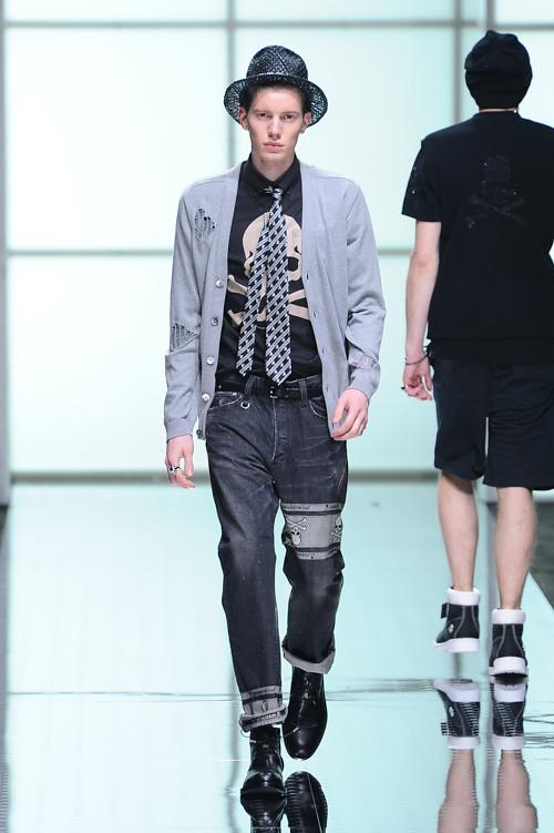 Ollie Mann3056_FW13 Tokyo mastermind JAPAN(Fashion Press)