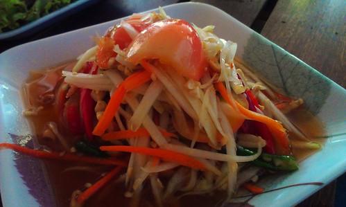 Koh Samui Somtam Thai サムイ島 ソムタムタイ