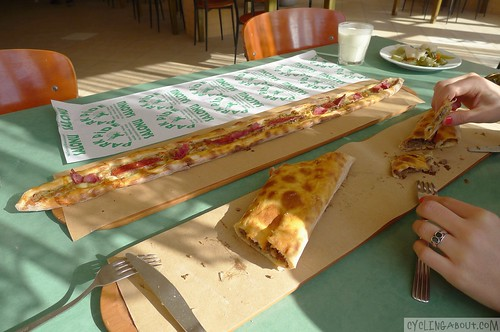 The best Turkish Pide in Espiye