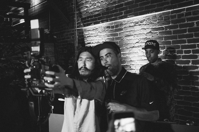 #thelegendgrows Koston 2 Nike Shoe Release @ Sixth & Mill!