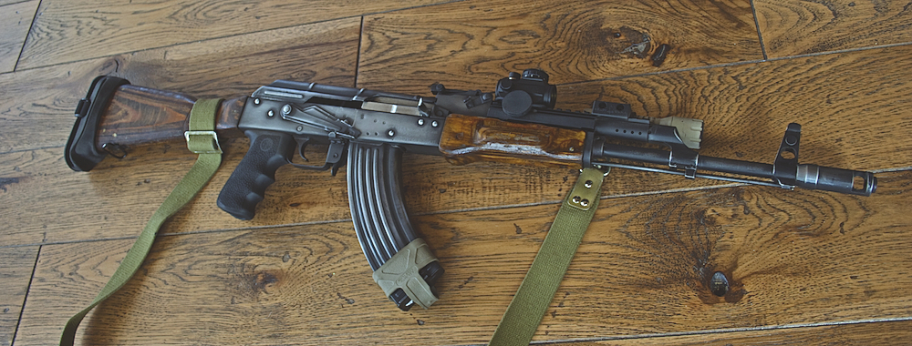 Aimpoint or Micro-dot for an AK?