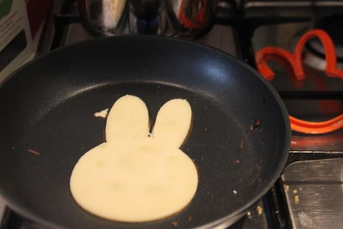 Miffy Pancakes Easter