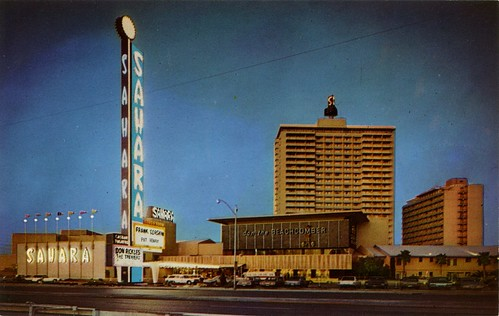The Sahara Hotel, Las Vegas, Nevada